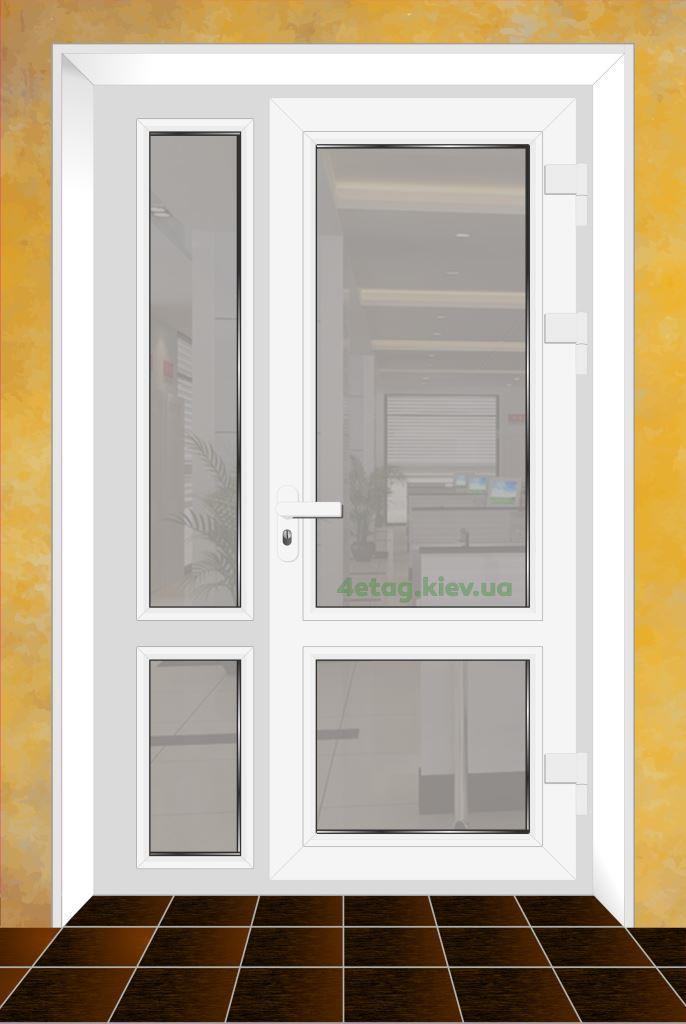 двери входные пвх и их стоимость